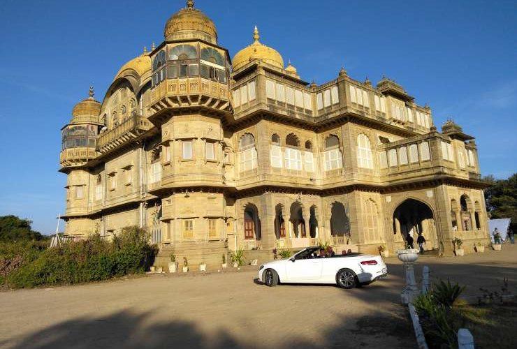 A royal retreat – Mandvi