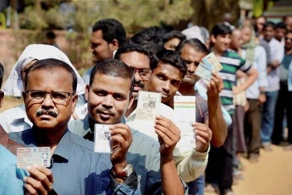 People all set to caste their vote in Bihar