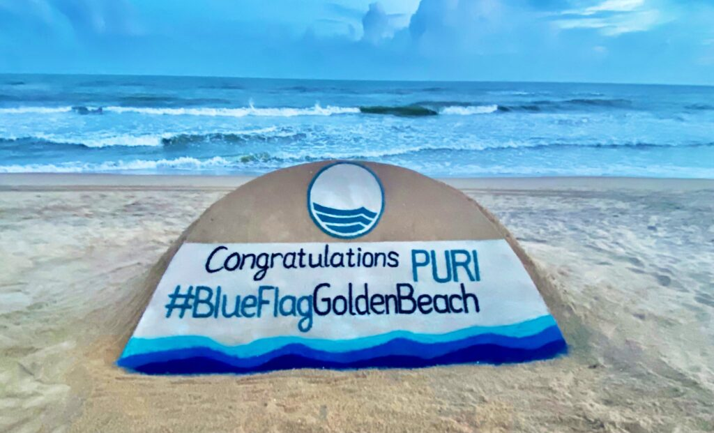 Eight Indian beaches get Blue Flag