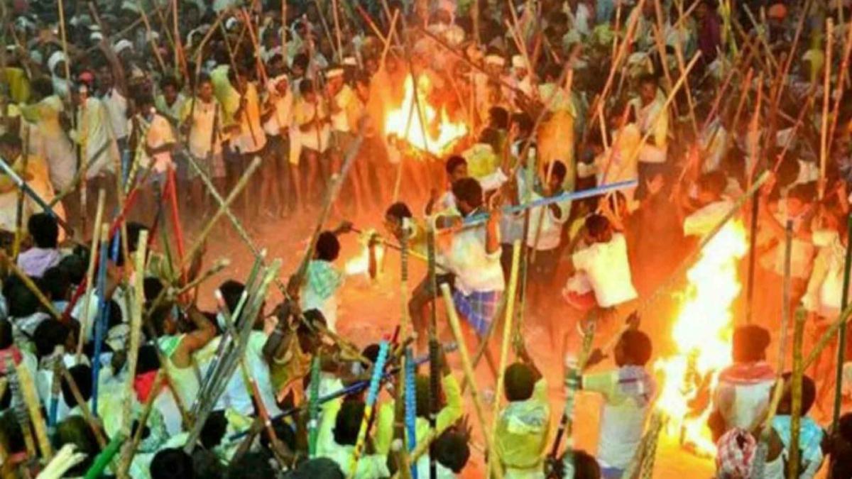 Banni festival celebration